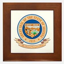 Arizona Seal Framed Tile