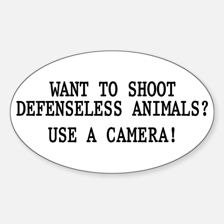 Want to shoot Decal