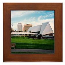 Adelaide Festival Centre Framed Tile