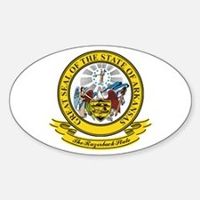 Arkansas Seal Decal