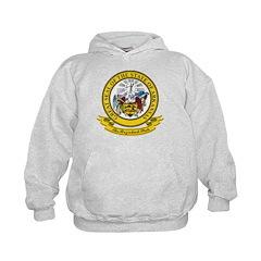 Arkansas Seal Hoodie