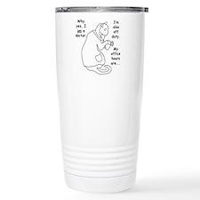 Dr. Off Duty! Travel Mug