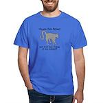 Chronic Pain Patient Dark T-Shirt