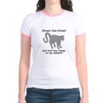 Chronic Pain Patient Jr. Ringer T-Shirt