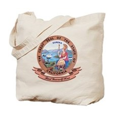 California Seal Tote Bag