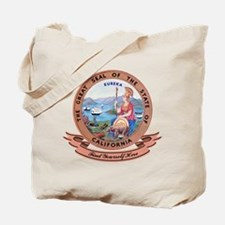 California Seal Tote Bag