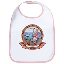 California Seal Bib