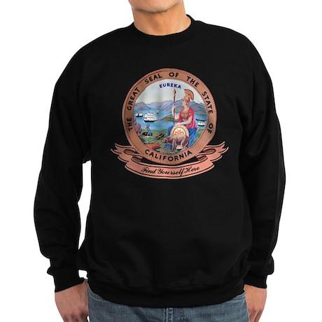 California Seal Sweatshirt (dark)