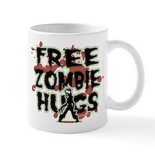 Free Zombie Hugs Mug