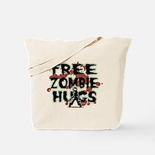 Free Zombie Hugs Tote Bag