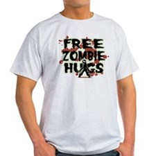 Free Zombie Hugs T-Shirt