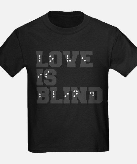 Braille Love Is Blind T