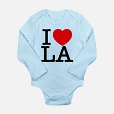 I Love LA Body Suit