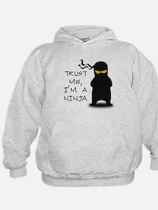 Trust Me, I'm A Ninja Hoodie