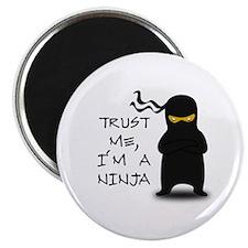 Trust Me, I'm A Ninja Magnet