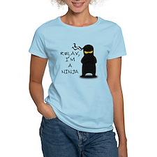 Relax, I'm a Ninja T-Shirt