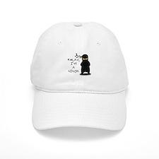 Relax, I'm a Ninja Baseball Cap