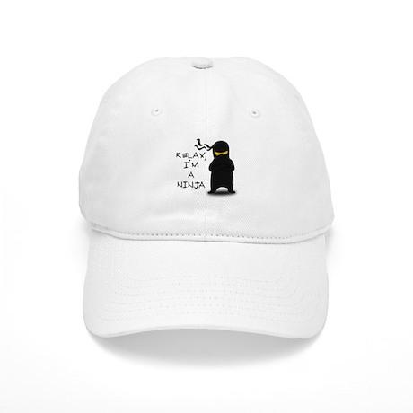 Relax, I'm a Ninja Cap