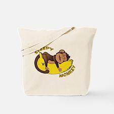 Unique Monkeys Tote Bag
