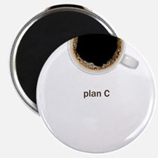 "Plan C - 2.25"" Magnet (10 pack)"