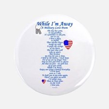 "Military Love Poem 3.5"" Button"