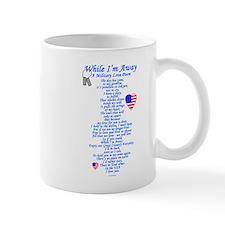 Military Love Poem Mug