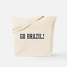 Go Brazil! Tote Bag