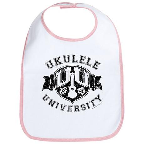 Ukulele University Bib