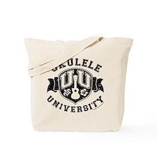 Ukulele University Tote Bag