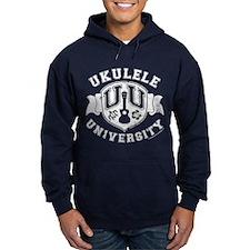 Ukulele University Hoodie
