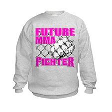 Future MMA Fighter - Glove Sweatshirt