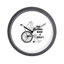 Original Rock & Roll! Wall Clock