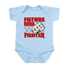 Future MMA Fighter - Glove Onesie