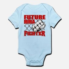 Future MMA Fighter - Glove Onesie