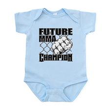 Future MMA Champion - Glove Infant Bodysuit