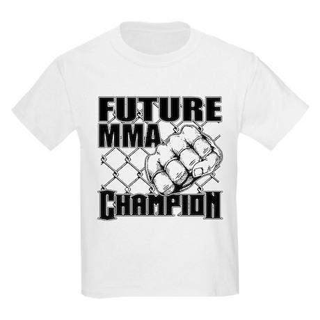 Future MMA Champion - Glove Kids Light T-Shirt