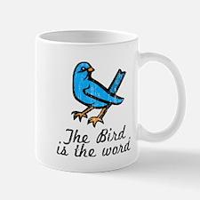 Bird is the Word Mug