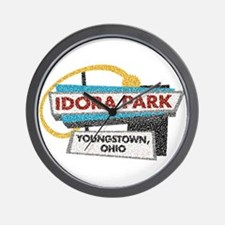 Idora SIGN #1 Wall Clock