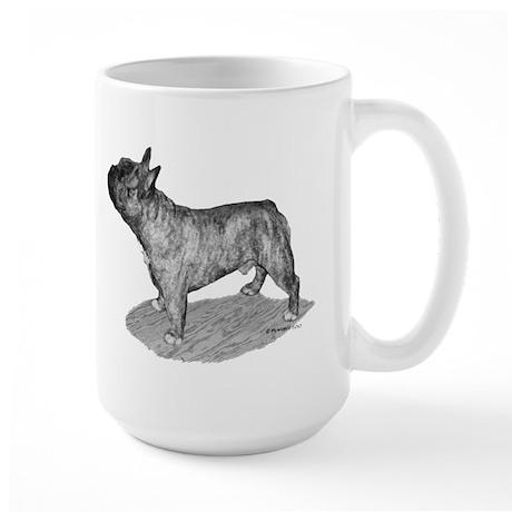 French Bulldog Large Mug