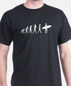 Evolution Of Surf T-Shirt