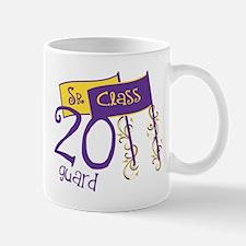 Sr Class 2011 Color Guard Mug