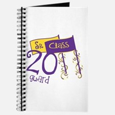 Sr Class 2011 Color Guard Journal