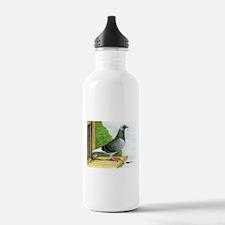 Racing Homer Pigeon Water Bottle
