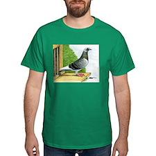 Racing Homer Pigeon T-Shirt
