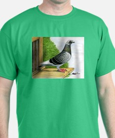 Racing Homer Pigeon T-Shirt