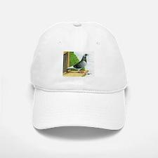Racing Homer Pigeon Baseball Baseball Cap