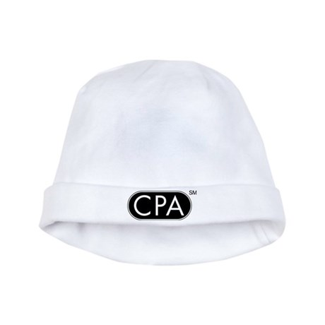 Baby Hat with CPA Logo