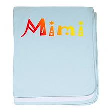 Mimi baby blanket