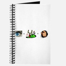 Eye Miss You Journal