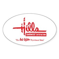 Hills Decal